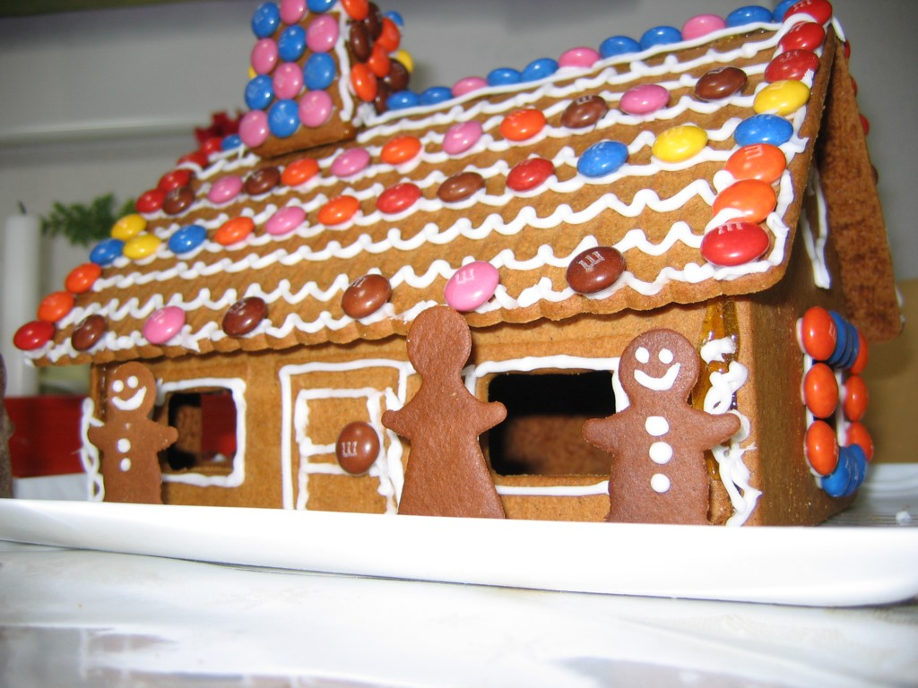 Gingerbread House 2004