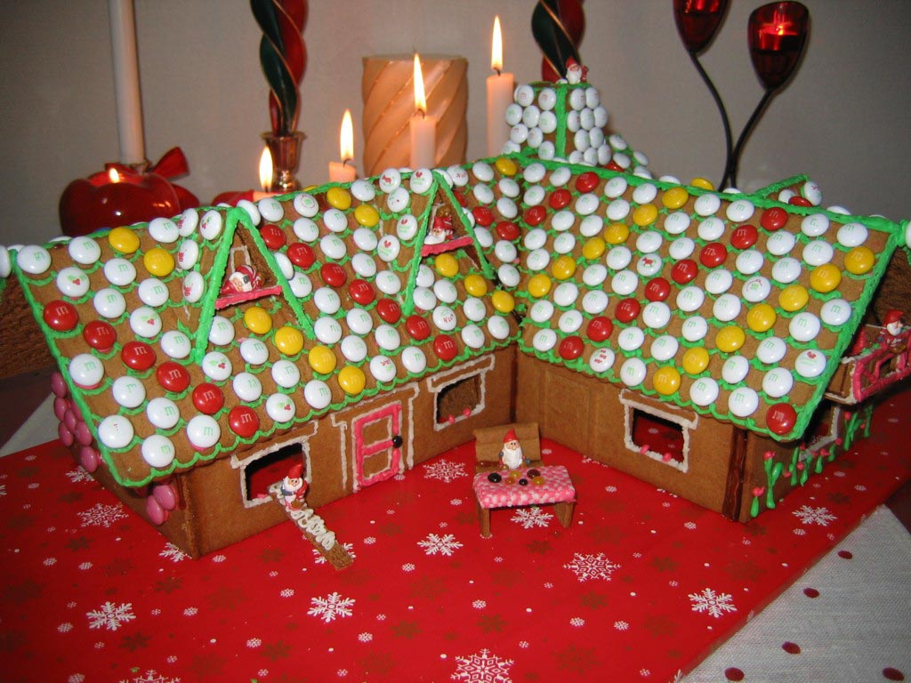 Gingerbread House 2005