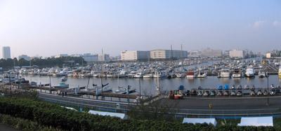 Yumenoshima Marina